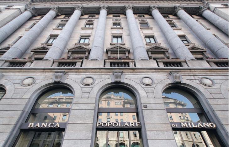 Banca Popolare di Milano, Banco Popolare, Sistema bancario