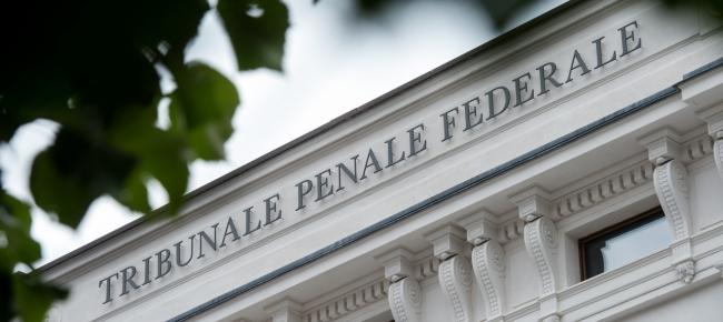 Parmalat, riciclaggio, Tribunale penale federale di Bellinzona, Bank of America