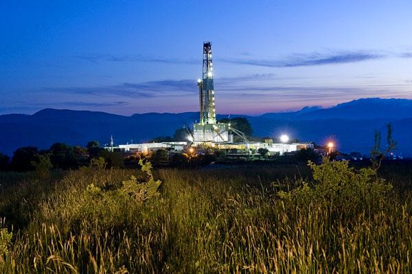 Eni, Val d'Agri, petrolio